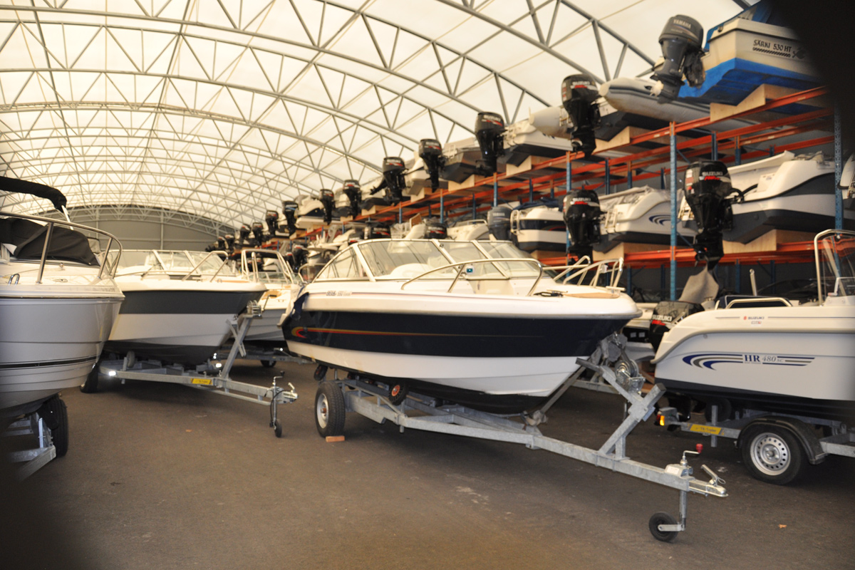Applications Boat storage